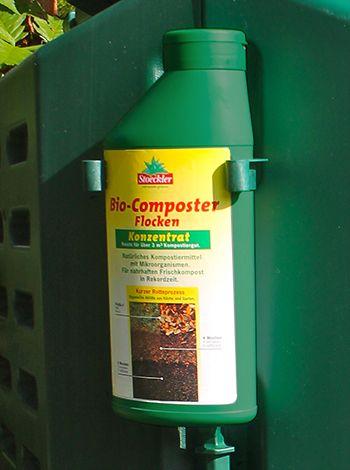 Bio-Composter Flocken von STEOCKLER