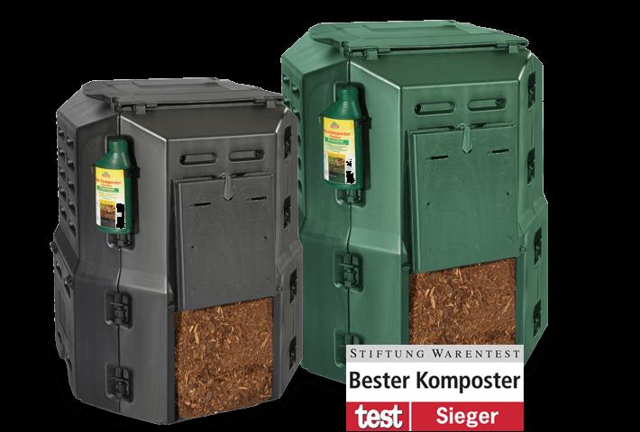 handy thermo komposter kompostieren in rekordzeit. Black Bedroom Furniture Sets. Home Design Ideas